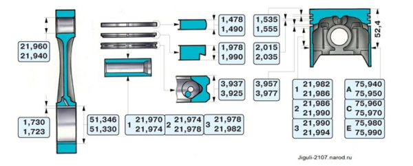 image 23 - Фото мотора ваз 2107 инжектор